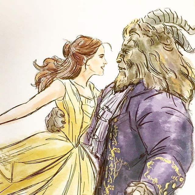 Belle & Adam (unknown artist)