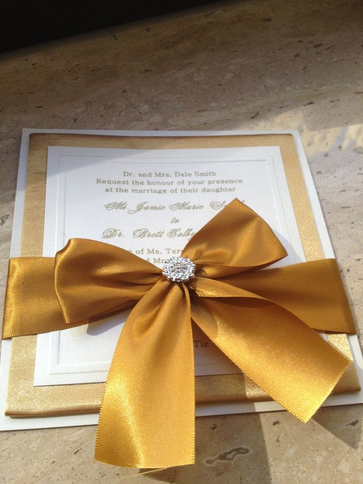 invitation wedding wording gifts%0A Gold is a very cool color for wedding decor as it brings some festive mood