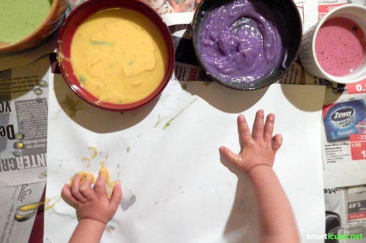 Die besten 17 ideen zu palme basteln auf pinterest - Fingerfarben ideen ...