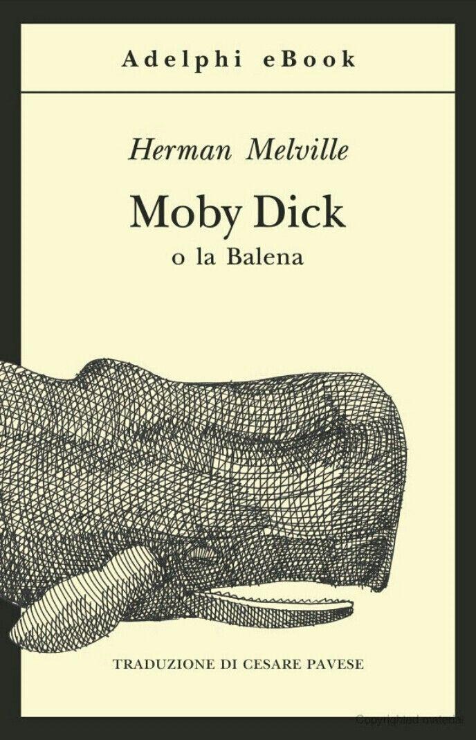 Herman Melville - Moby Dick - Adelphi, 2012