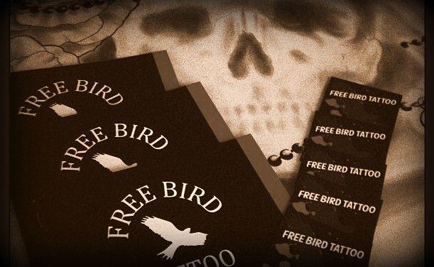 Usein kysyttyä tatuoinneista - Titta Free Bird - Tampere