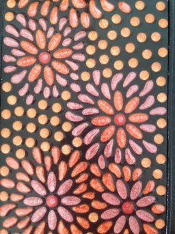 Base rectangular de puntos en coral para Platicero Mini Angie Oh! Perfecto para decorar cualquier espacio. Info por whatsapp 3152227007
