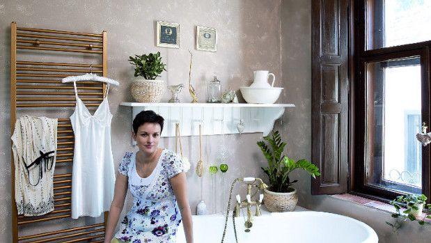 Nejúspěšnější proměna: Koupelna s francouzským espritem