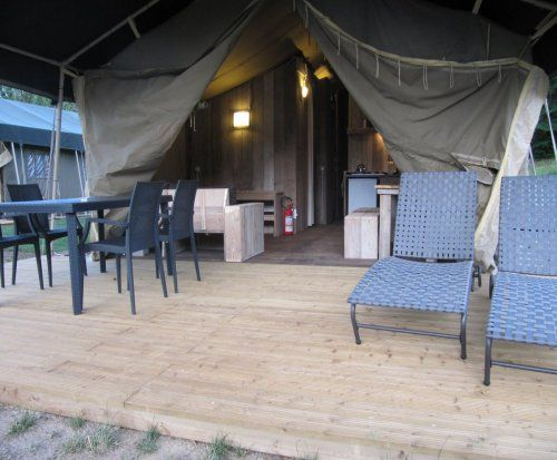 17 best images about glamping luxe camping on pinterest tent lodges and normandie. Black Bedroom Furniture Sets. Home Design Ideas