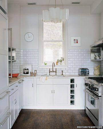 kitchen ideas ~ subway tile