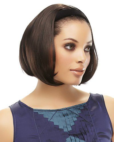 Wigs With Headbands Attached Short Hairstyle 2013