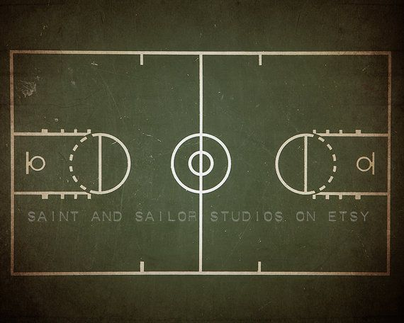 Hey, I found this really awesome Etsy listing at https://www.etsy.com/listing/180848669/vintage-basketball-court-chalk-clipboard