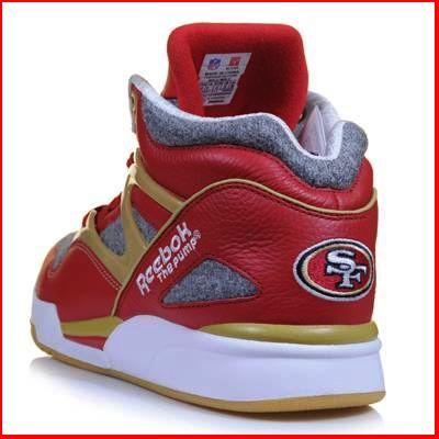 49ers tattoos designs   ... » Kicks: Reebok x San Francisco 49ers Pro Pump Omni Lite NFL Pack