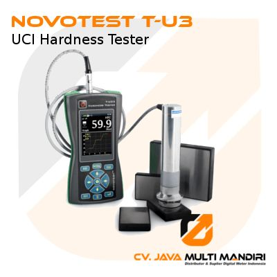 UCI Hardness Tester NOVOTEST T-U3