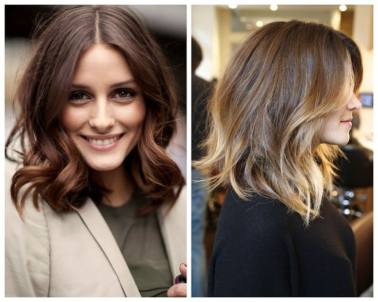 love the one on the right/both color and cut