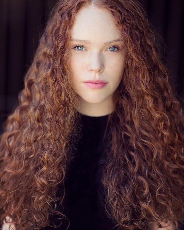 Innocent redhead lesbians
