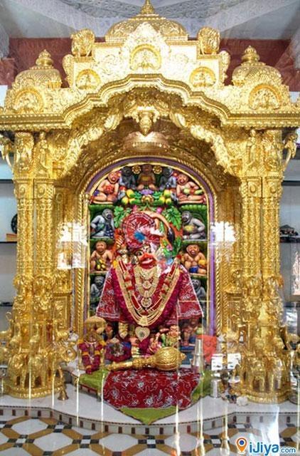 Shri Kashtabhanjan Hanumanji Temple, Sarangpur http://ijiya.com/8236832