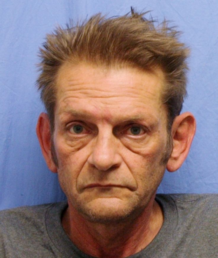 This undated photo provided by the Henry County Sheriff's Office in Clinton, Mo., shows Adam Purinton, of Olathe, Kan. (Henry County (Mo.) Sheriff's Office via AP)