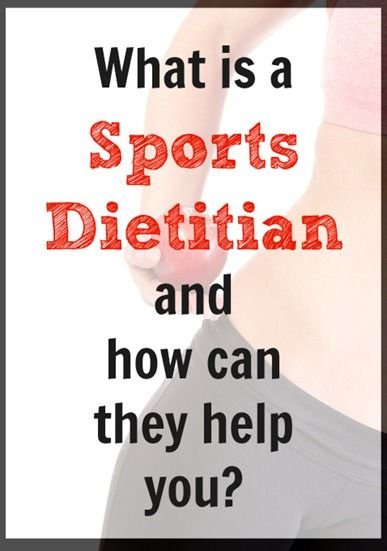 Understanding who is certified to provide sports nutrition guidance