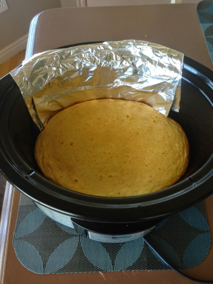 How to Make Cornbread in the Slow Cooker - 365 Days of Slow Cooking