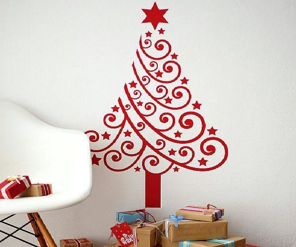 Wall Decoration For Christmas : Ideas about christmas wall art on