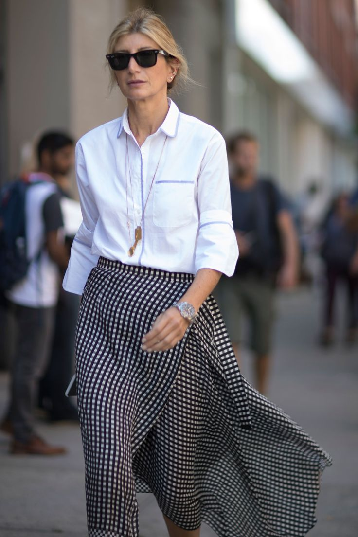 New York Fashion Week Street Style | Spring 2017 Day 6 – The Impression