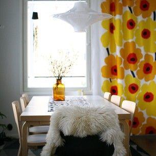 50th Anniversary Fabrics | Unikko 50th Anniversary | Marimekko