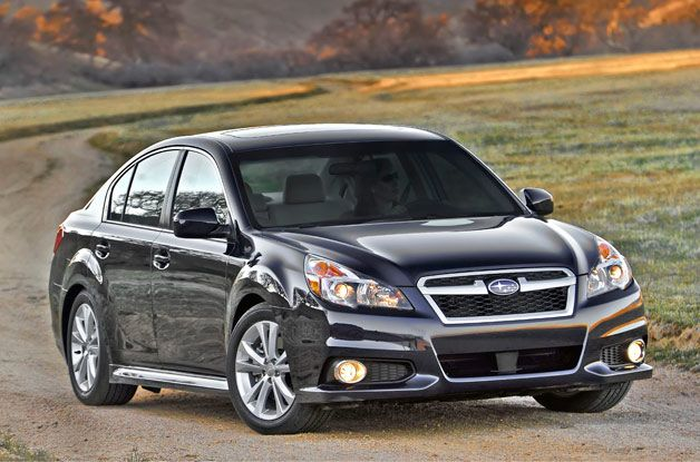 Subaru releases 2013 Legacy, Outback details ahead of New York debuts