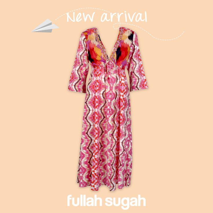 FULLAHSUGAH |  14221105  #fullahsugah #fullah_sugah #SS2014 #fashion #shopping #summer_mood #dress