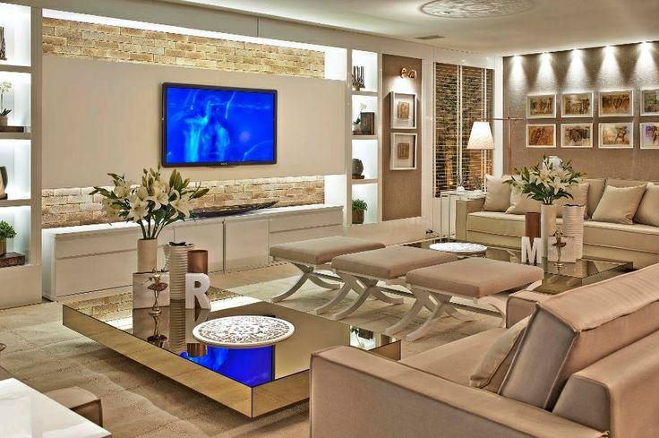 Sala De Estar Luxo ~ ChibiWorld  Monte sua casa na ilha!
