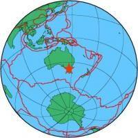 mb 5.2/ 121 km SE Melbourne/Depth2 km   RegionNEAR S.E. COAST OF AUSTRALIA  Date time2012-06-19 10:53:28.0 UTC