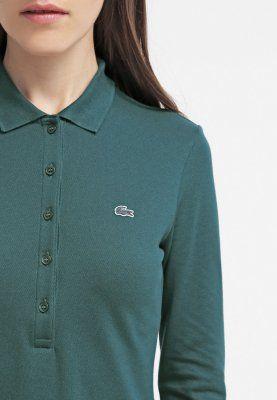 Femme Lacoste Polo - buis vert foncé: 60,00 € chez Zalando (au 13/02/16). Livraison et retours gratuits et service client gratuit au 0800 740 357.