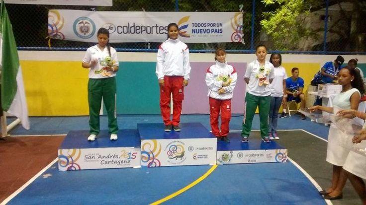 En Karate Do:11 medallas logró La Guajira en los Juegos del Caribe