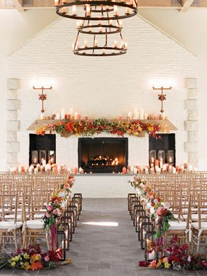 15 Fall Wedding Ideas - Elizabeth Anne Designs: The Wedding Blog