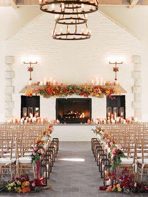 15 Fall Wedding Ideas - Elizabeth Anne Designs: The Wedding Blog
