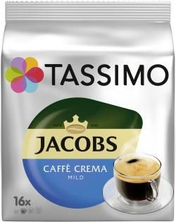 myTime Angebote Tassimo Jacobs Caffè Crema mild: Category: Kaffee, Tee & Kakao > Kaffee > Crema Item number: 4502090117…%#lebensmittel%