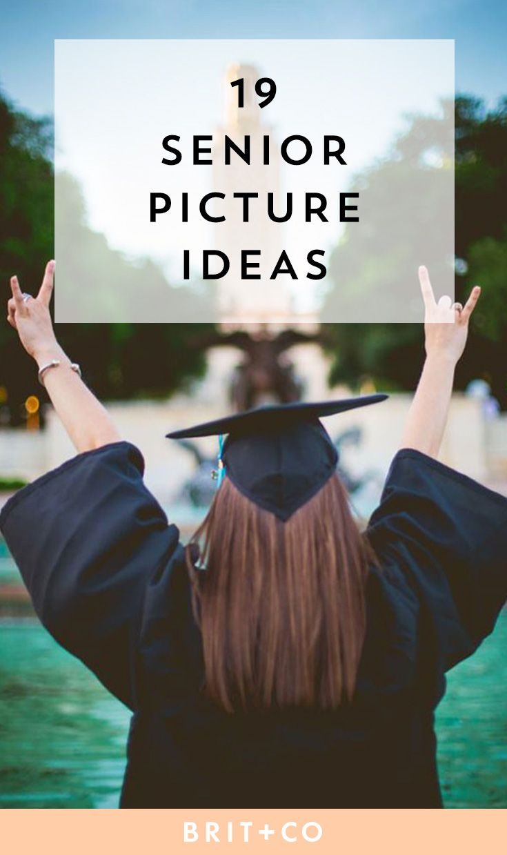 Bookmark these senior picture pose ideas for your own photoshoot session.