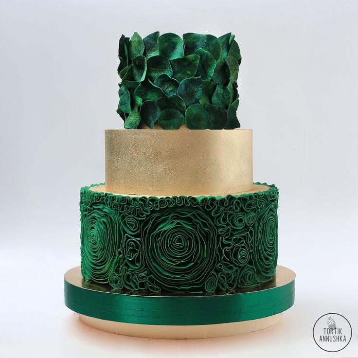 Гранатовый торт №1427 на заказ в Москве