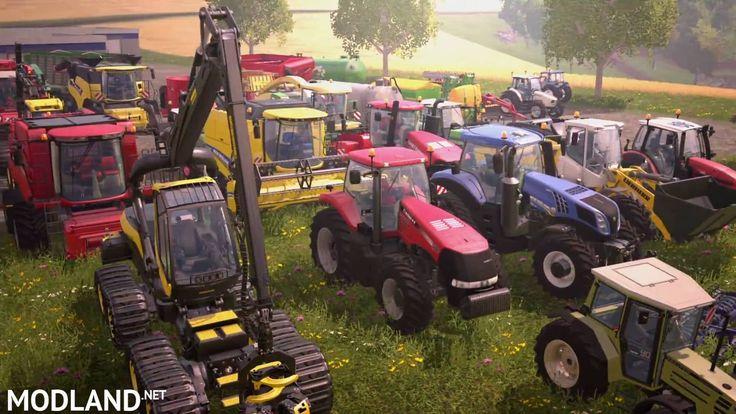 farming simulator 2015 | Farming Simulator 2015 - A day on the Farm