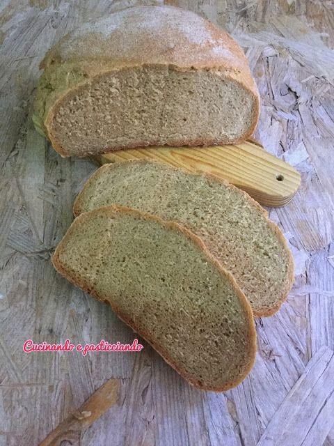 Cucinando e Pasticciando: Pane di semola Integrale