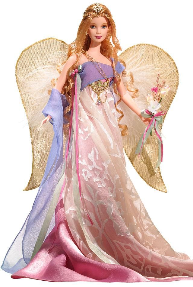 2006 Angel Barbie® Doll | Barbie Collector | Corahs stuff ...