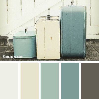 """last pinner- """"ALSO LIKE THE OLD PAINTED WOOD LOOK - TRY WITH NEW STAMP (Spring/Summer 2014)"""" Love these colors!"""