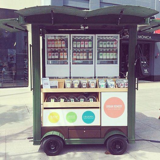 Urban Remedy just rolled its juices and kale chips into Santa Monica: