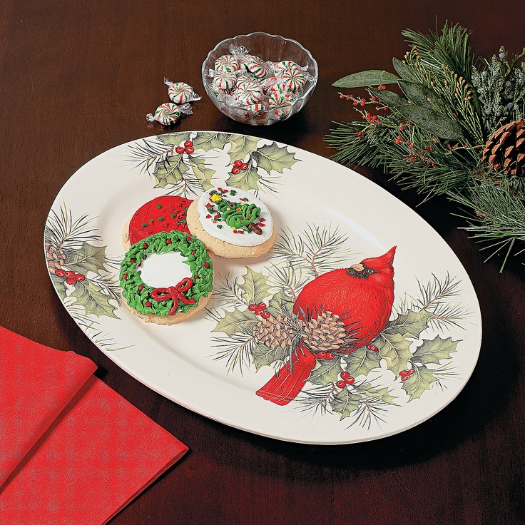 79 Best Cardinal Themed Christmas Decor Images On