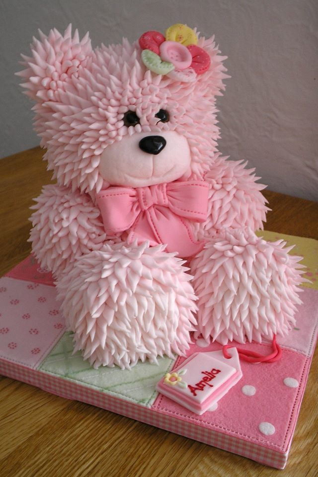 12 Teddy Bear Cake Designs To Fall In Love With Teddy Bear