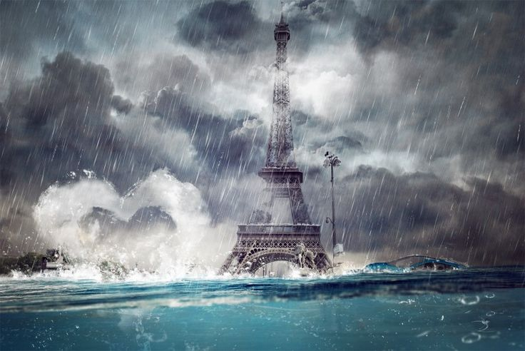 Paris Underwater