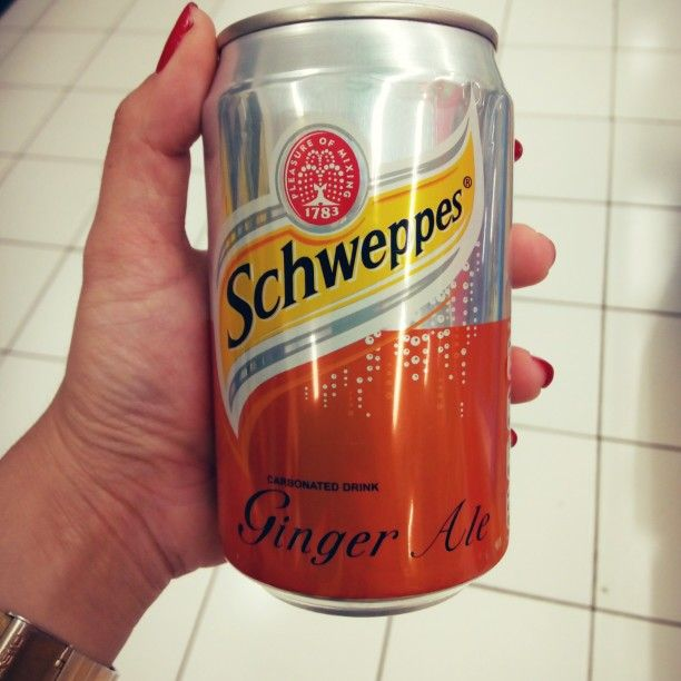 lets move to health drink #GingerAle