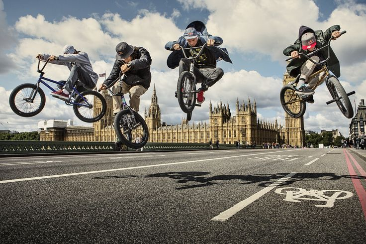 Incredible BMX Street action from the London season ender.