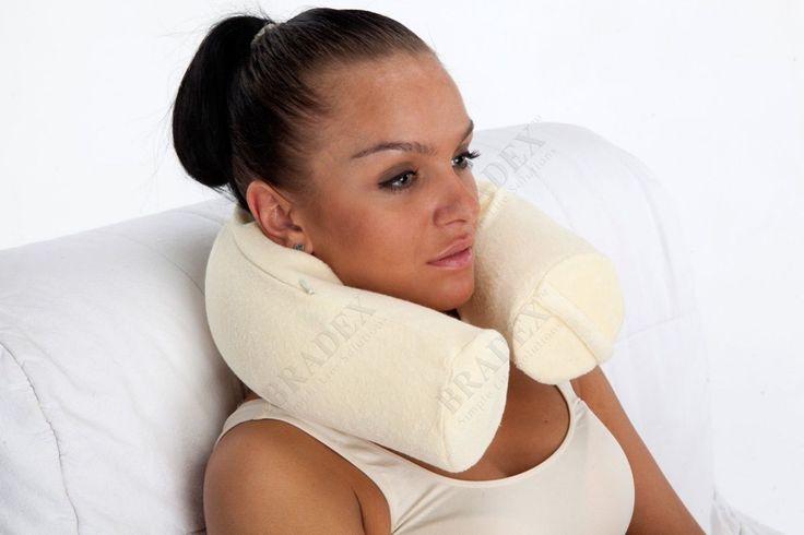 Подушка с памятью ВАЛИК. Заказать Ортопедические изделия в интернет магазине shop-zdorovye.ru