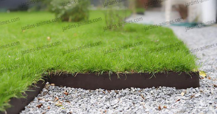 1000 id es sur le th me bordures de pelouse sur pinterest for Bordurette de jardin