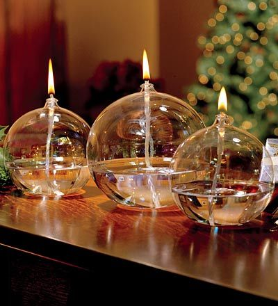 44 best images about oil candle sticks on pinterest for Oil filled candlesticks