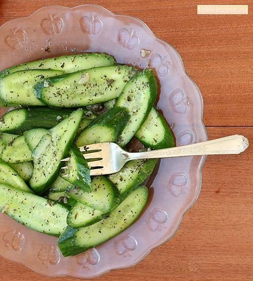 Гениальный салат!