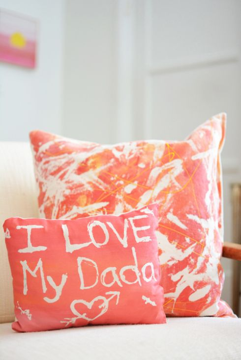 Darling Father's Day DIY.