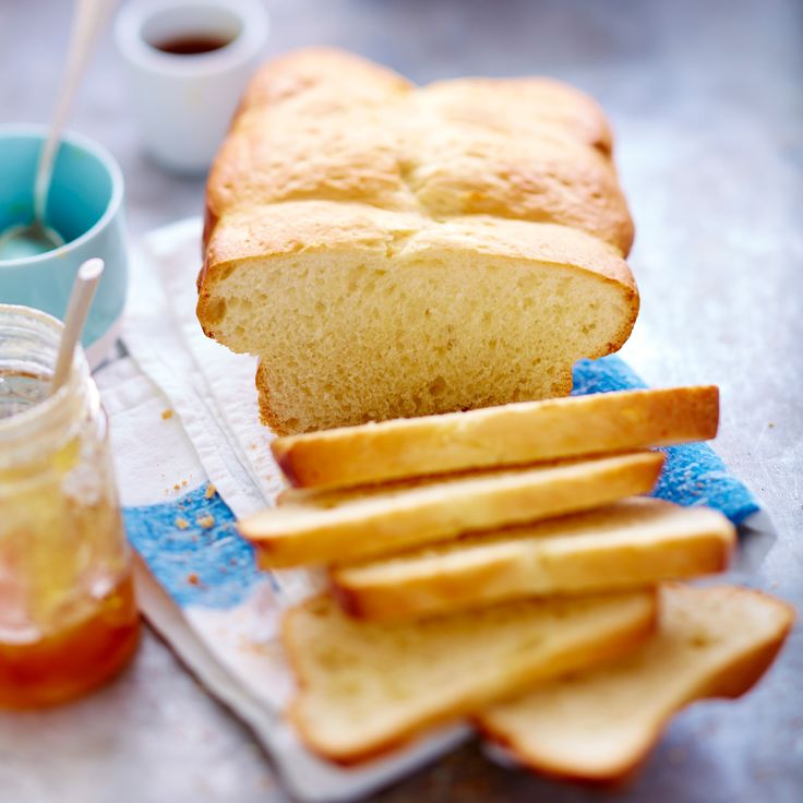 Découvrez la recette Brioche express sur cuisineactuelle.fr.