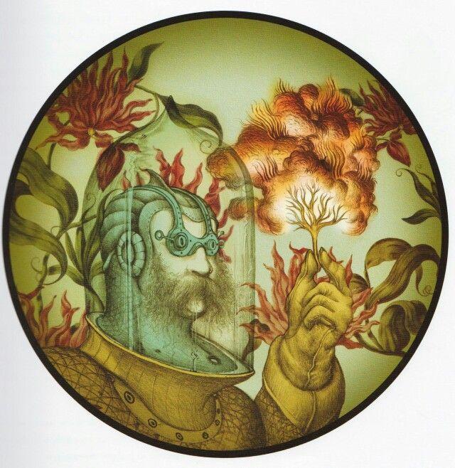 El album de la flora imprudente. Claudio Romo